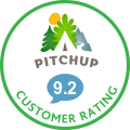 customer rating pitchup